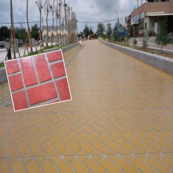 濕式紙模地坪